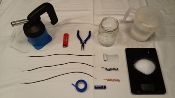 OneCup OneLife - Prepared equipment.jpg